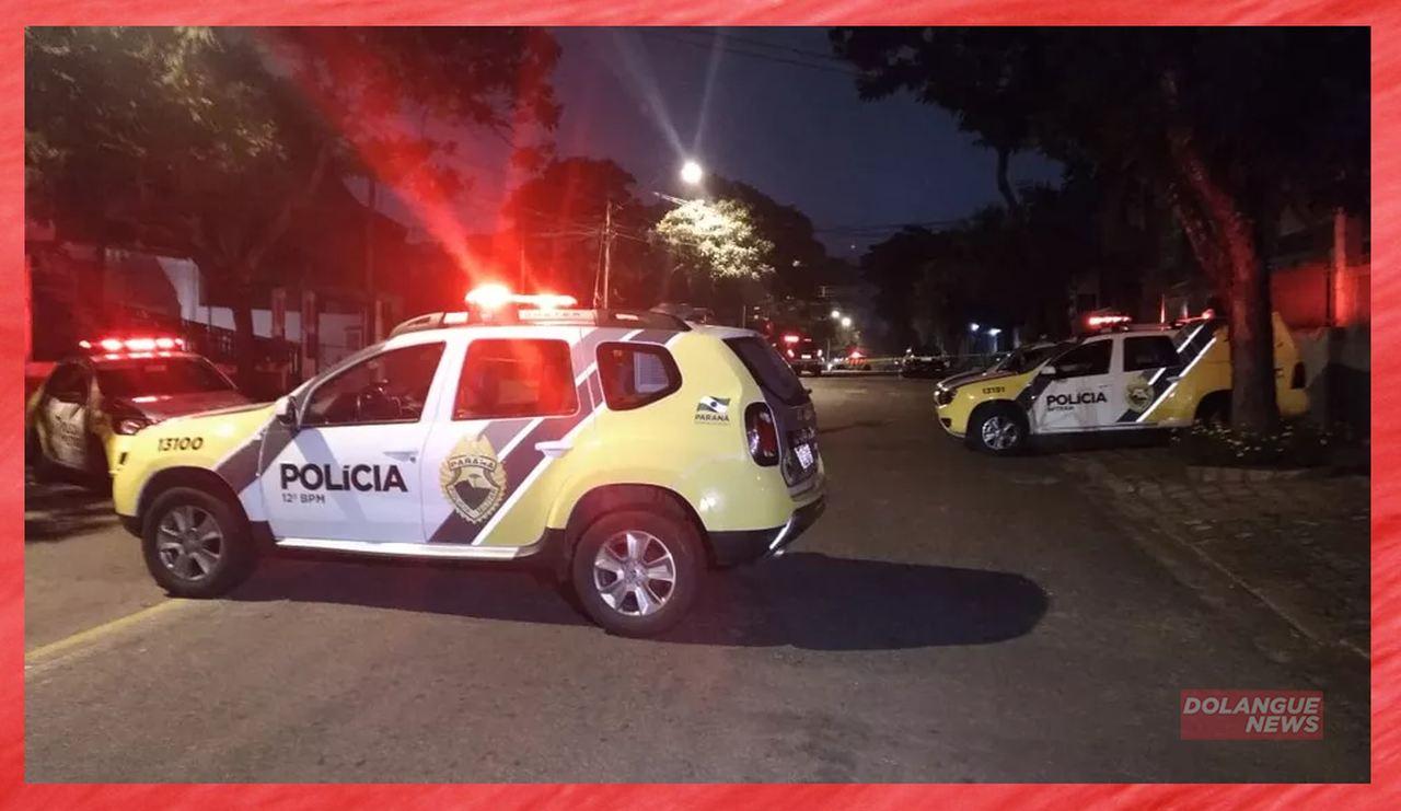Coronavírus é assaltado no bairro Cic, em Curitiba