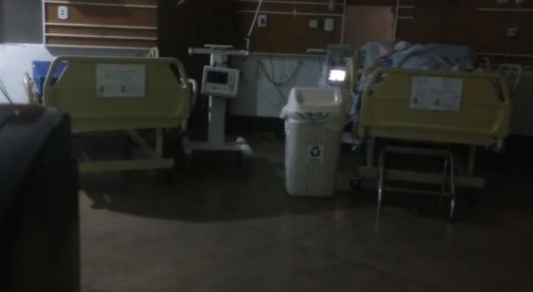 Enfermeiro de Curitiba flagra lixeira se movendo sozinha