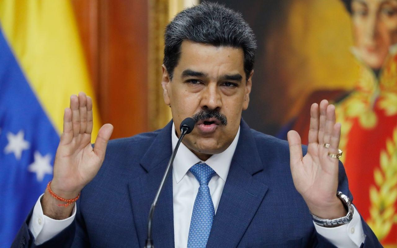 Maduro revela ter medo da Venezuela se tornar um Brasil