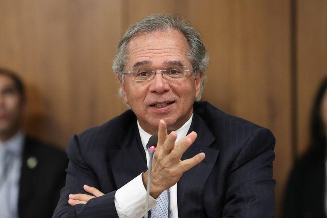 Paulo Guedes revela que cédula de R$ 200 será equivalente a 4 notas de R$ 50