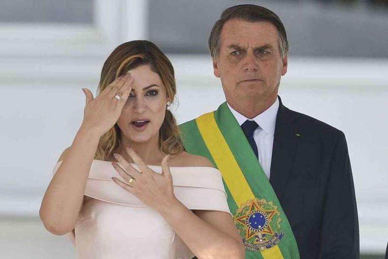 Michelle Bolsonaro revela que Covid-19 não foi a pior coisa que ela já pegou