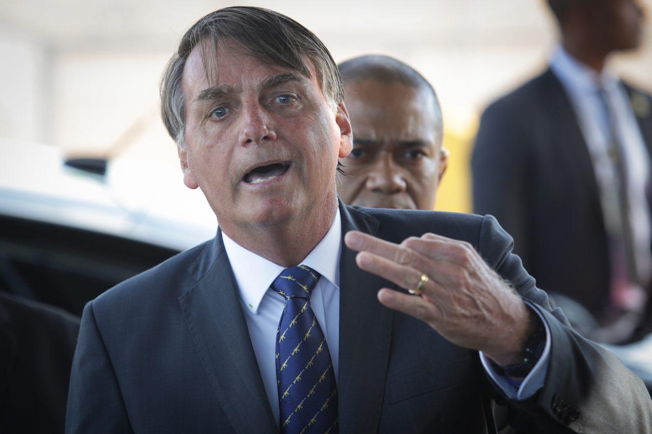 Para Bolsonaro, neve no Brasil é a prova de que aquecimento global não existe