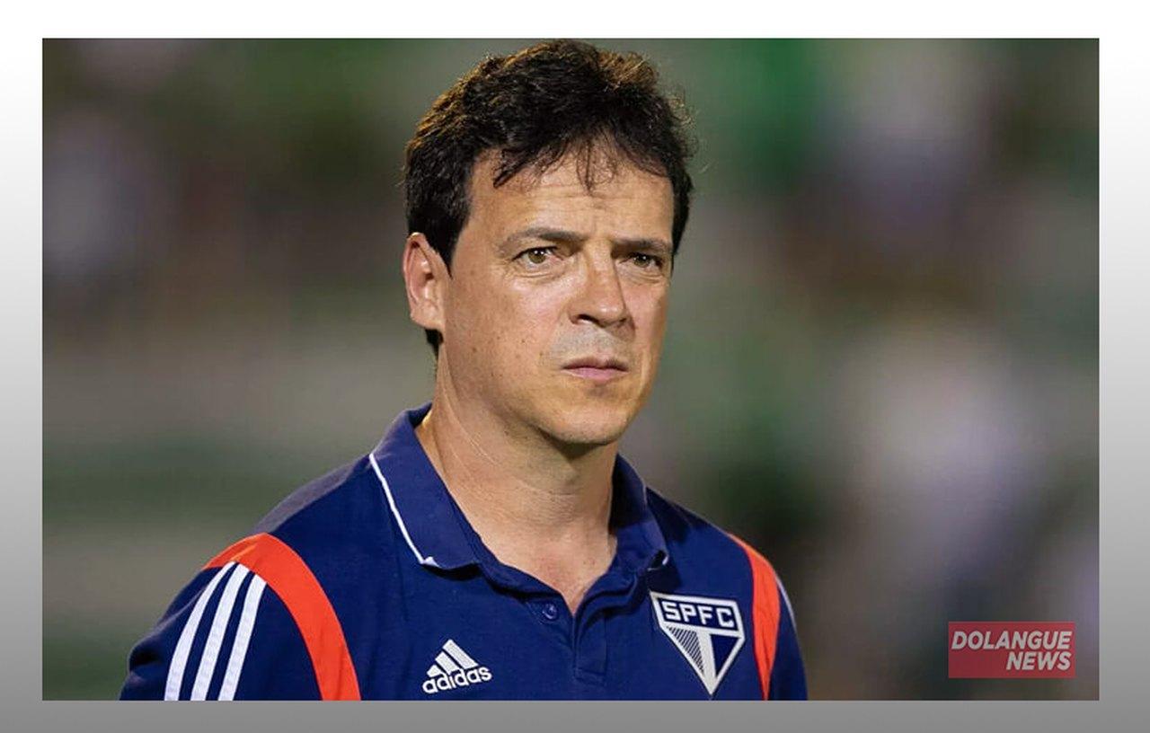 Sem técnico após a demissão de Setién, Barcelona mira Fernando Diniz