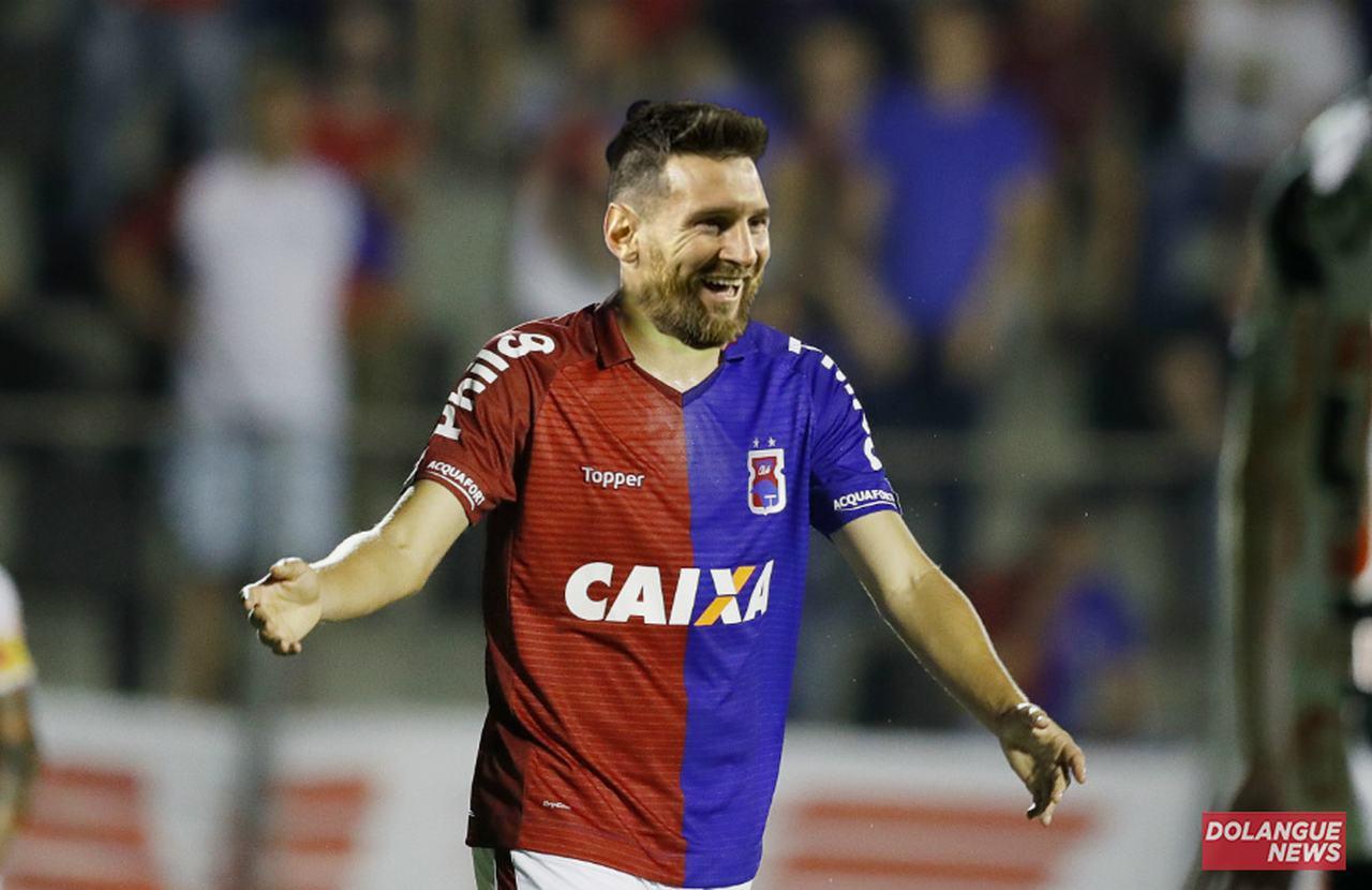Messi compra cobertura no CIC e rumores de sua transferência ao Paraná aumentam