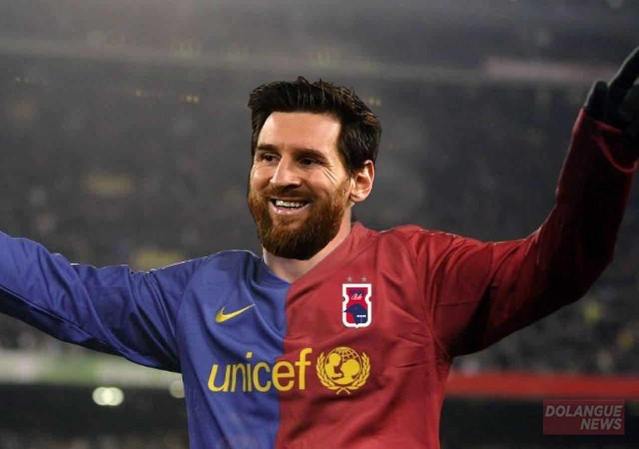 Após fracasso na Champions, Messi pode ser emprestado ao Paraná Clube