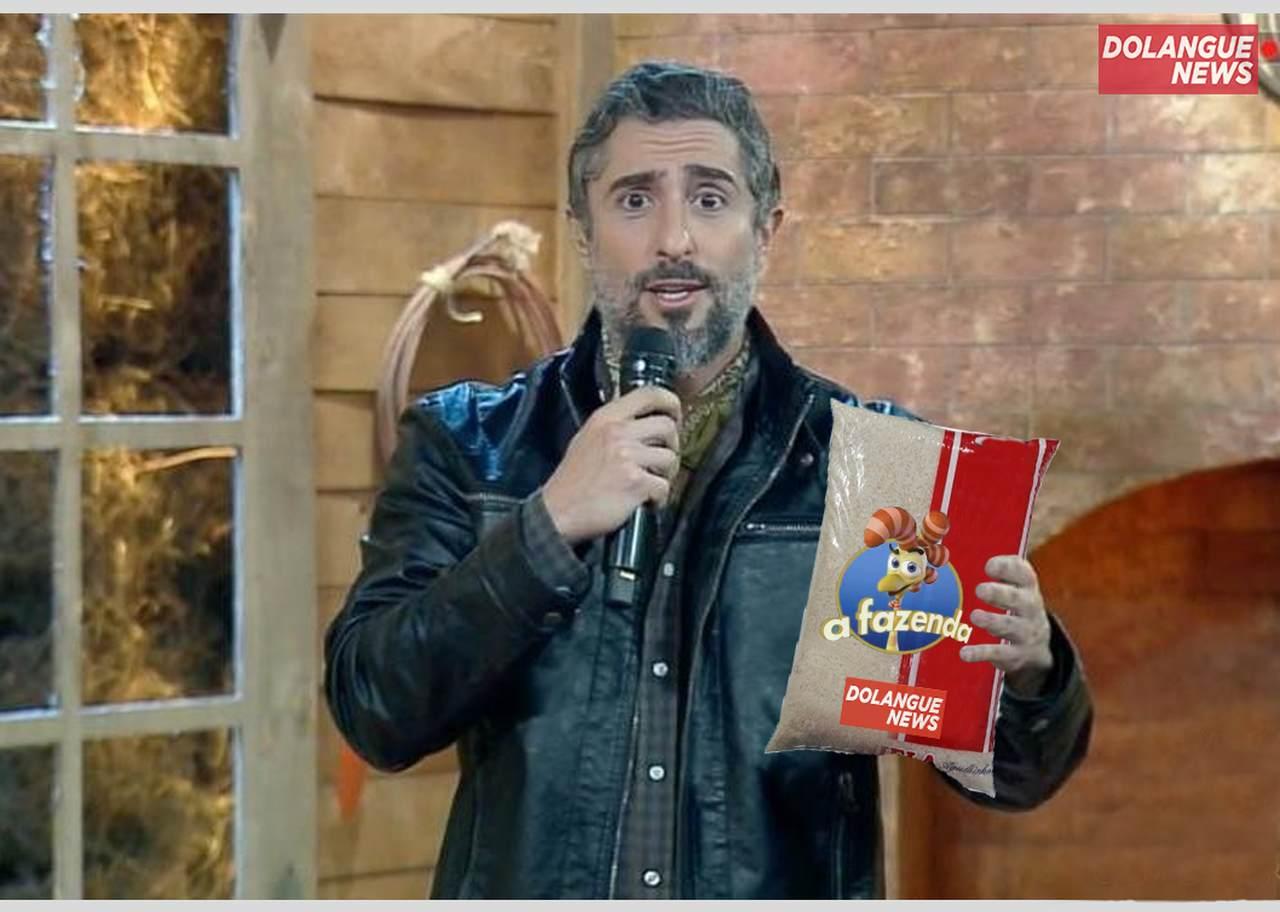 """""""A Fazenda"""" confirma que premiação da 12º edição será um pacote de arroz"""