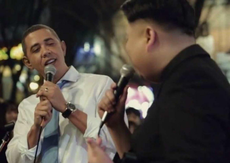 Banda de K-pop formada por Obama e Kim Jong-un confirma retorno em 2021