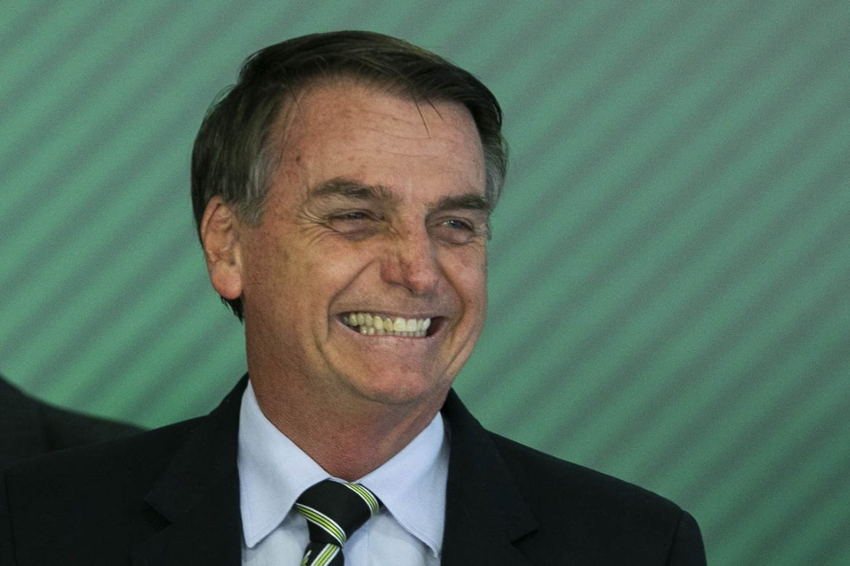 """Bolsonaro nega queimadas no Brasil e dispara: """"Não senti nada"""""""
