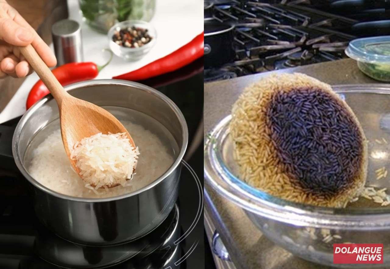 Milionário deixa arroz queimar e perde fortuna avaliada em 10 milhões de dólares