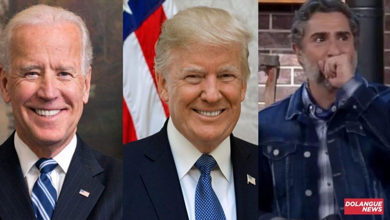 """Eleições EUA: Candidato derrotado deverá entrar automaticamente no reality """"A Fazenda"""""""