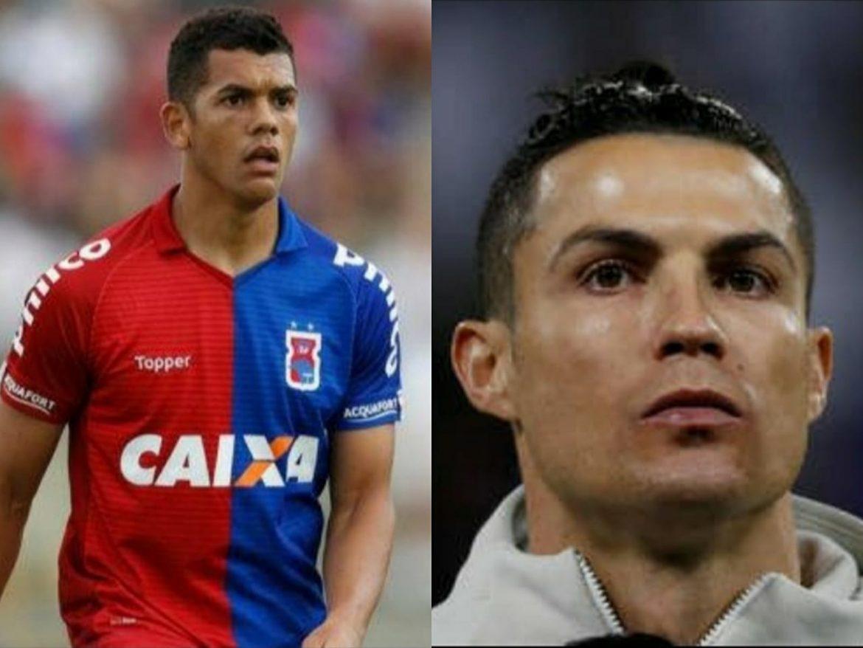 Volante do Paraná ultrapassa número de gols de Cristiano Ronaldo pela série B