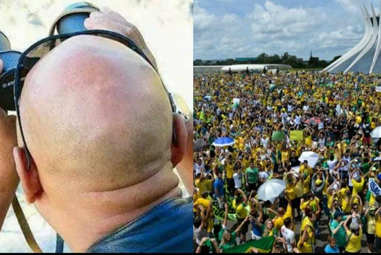 Vidente faz previsão e garante que próximo presidente do Brasil será careca