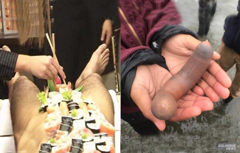 Restaurante japonês de Curitiba adiciona Pacue Peixe-Pênis ao cardápio e clientes vão à loucura