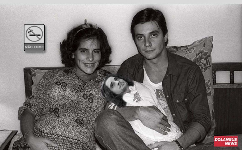 Depois de 'pai', Fábio Jr. revela que cigarro foi a segunda palavra dita por Fiuk ainda bebê