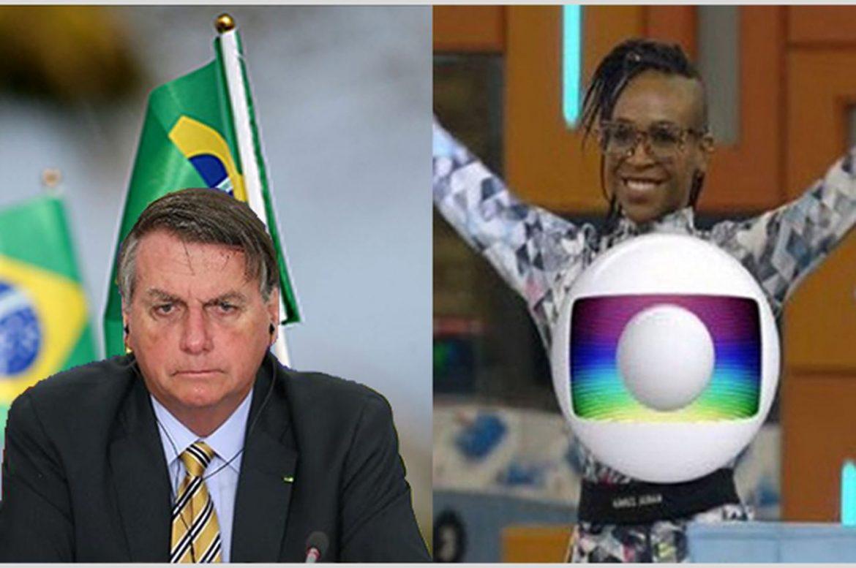 "Bolsonaro diz que sairá do Brasil caso Karol Conká seja eliminada: ""BBB sem Karol é fraude"""