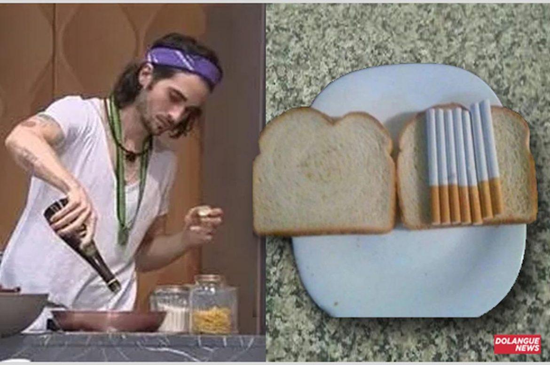 Fiuk prepara café da tarde especial para os brothers mas um detalhe chama a atenção