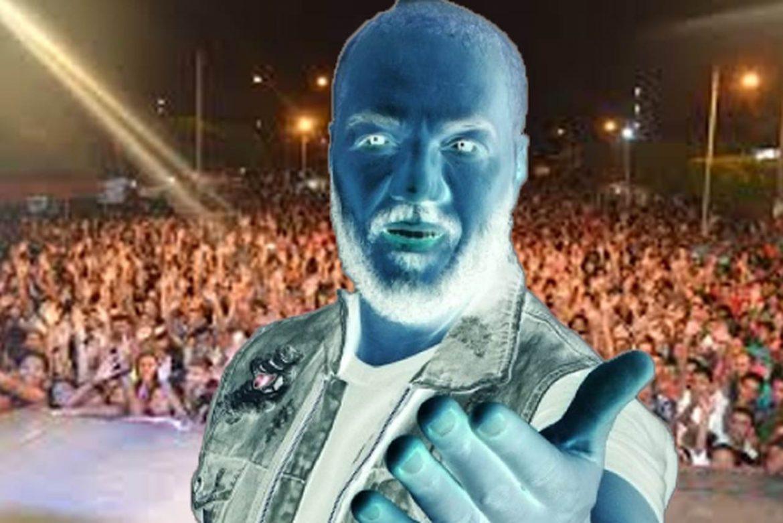 """Lebo, irmão gêmeo do cantor Belo é solto em flagrante no Rio: """"Fui ao mercado, tava preso no trânsito"""""""
