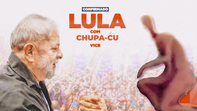 Após discurso de Lula, nome de Chupa-Cu ganha força nos bastidores do PT como vice em 2022