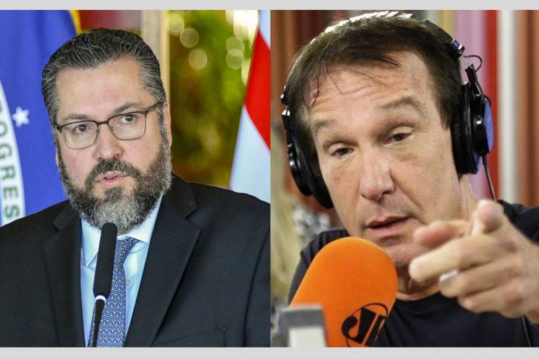 Após saída de Ernesto Araújo, governo anuncia Emílio Surita como novo ministro